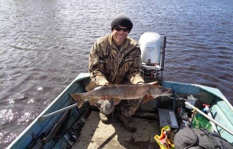 Hunting Alaska