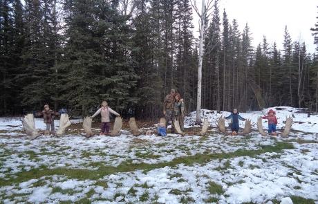 Season Moose Hunting