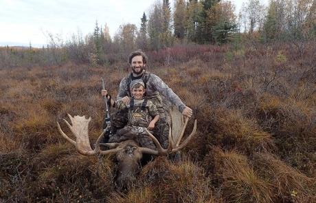 yukon moose hunts
