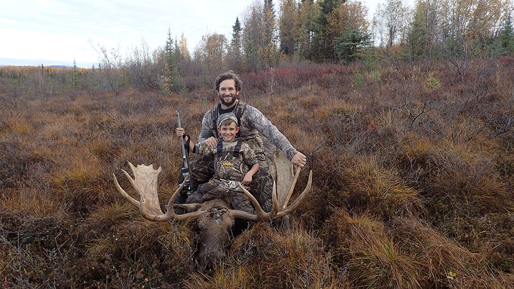 yukon moose hunts