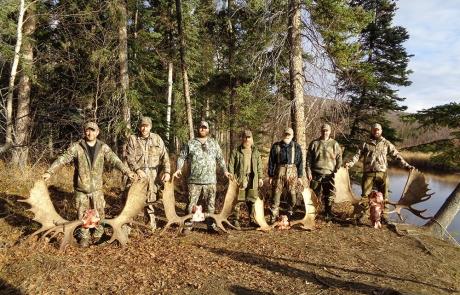 Alaska Moose Hunt