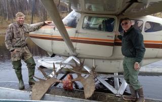 moose hunting trips in alaska