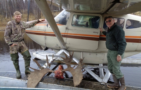 moose hunting trips in alaska