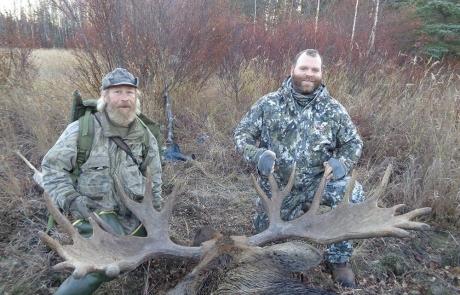 moose hunting trips