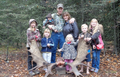 affordable moose hunting trips
