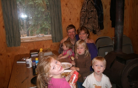 Family-at-Moose-Camp