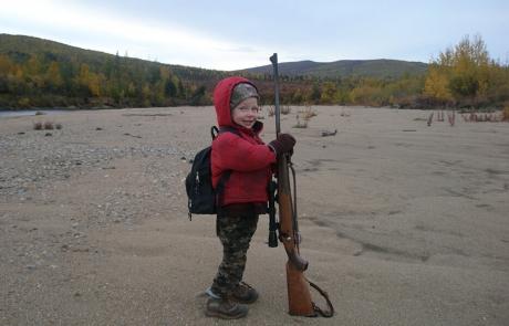 Hunting-Moose